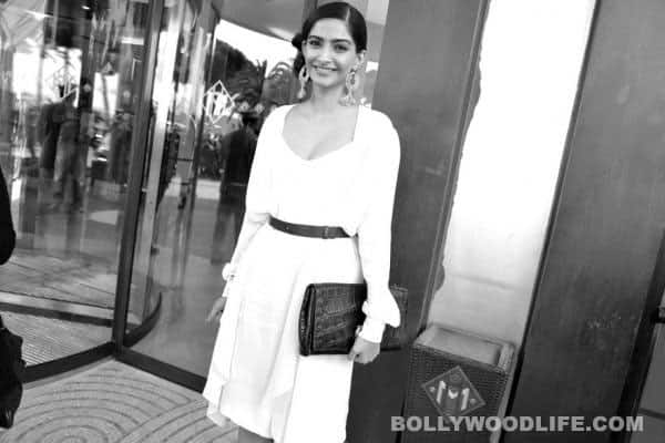 Sonam Kapoor keeps it classy in Cannes