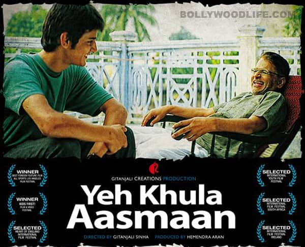 YEH KHULA AASMAAN movie review: A boring lecture!
