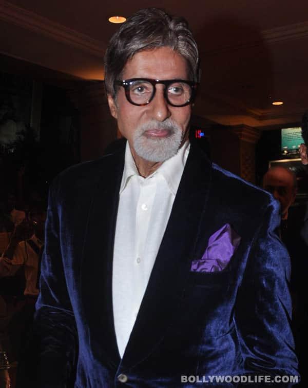 Amitabh Bachchan NOTdead!