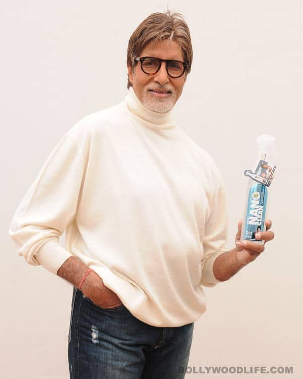 Amitabh Bachchan to endorse yet another product!