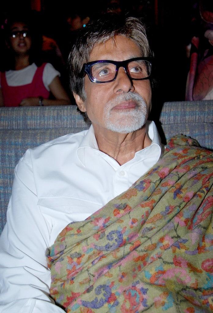 Amitabh Bachchan remembers Mehdi Hassan