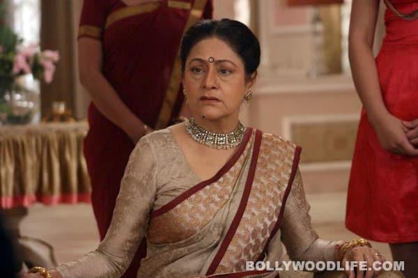 DEKHA EK KHWAAB: Aruna Irani quits the show?