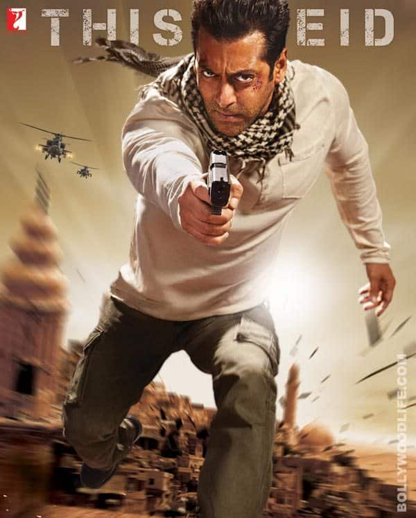 Salman Khan's 'Ek Tha Tiger' theatrical trailer to be out soon