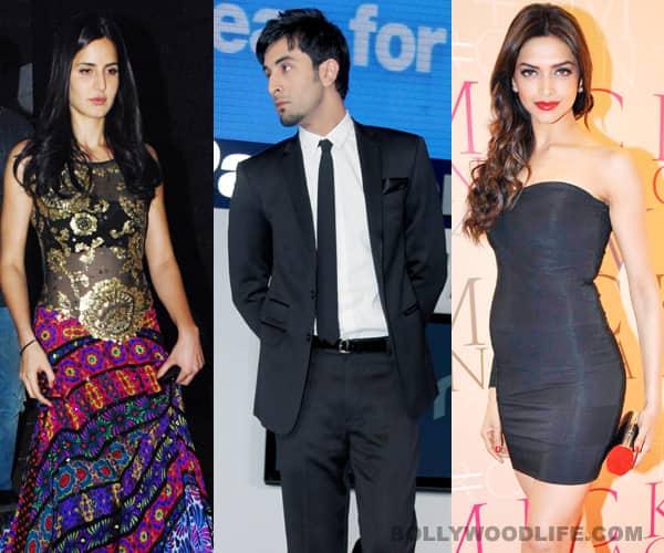 Katrina Kaif or Deepika Padukone: Who has won Ranbir'sheart?