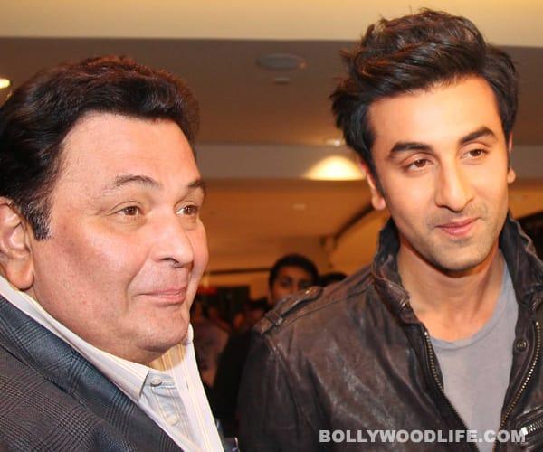 IIFA Rocks: Ranbir Kapoor imitates the Kapoor 'khandaan'!