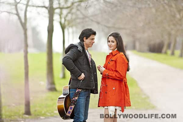 Shahrukh Khan's film with Yash Chopra NOT titled 'Yeh Kahaan Aa Gaye Hum'
