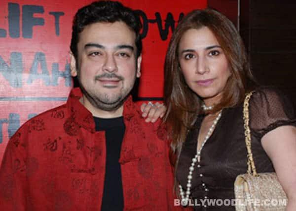 Adnan Sami and Sabah Galadari getdivorced…again!