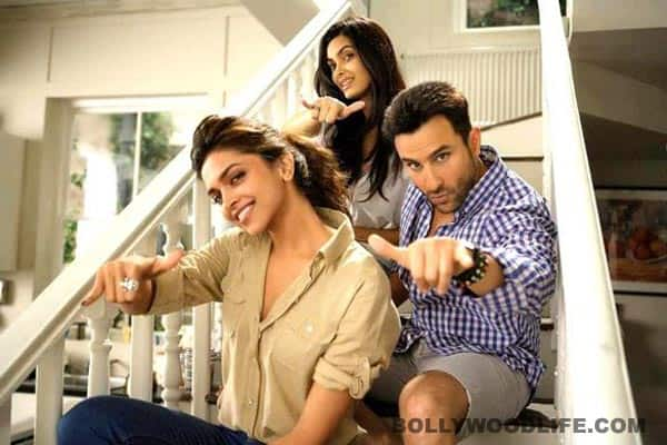 When Saif Ali Khan pretended to be Deepika Padukone…