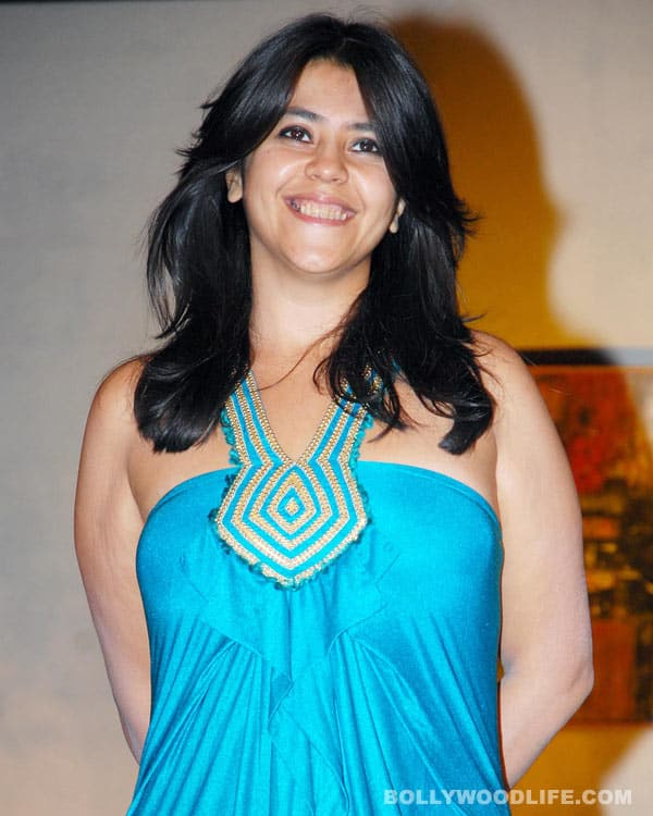 Ekta Kapoor, happy birthday!