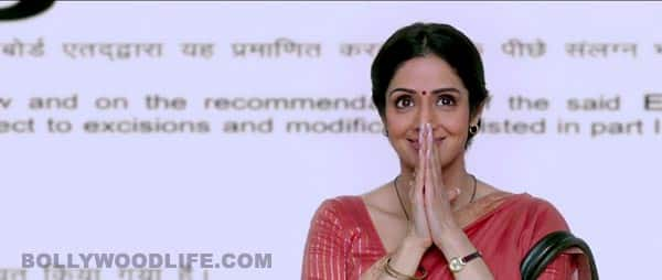 ENGLISH VINGLISH trailer: Sridevi is back shack