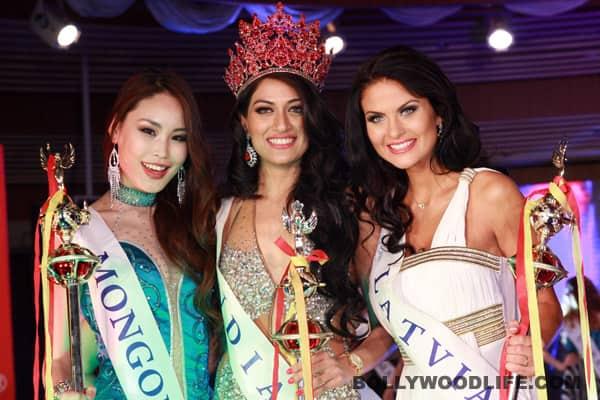 Sushmita Sen's protégé Himangini Singh Yadu wins Miss Asia Pacific 2012