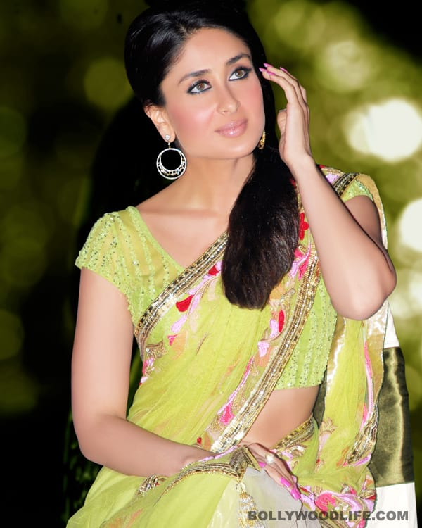 Why won't Kareena Kapoor drop 'Kapoor' after marriage?