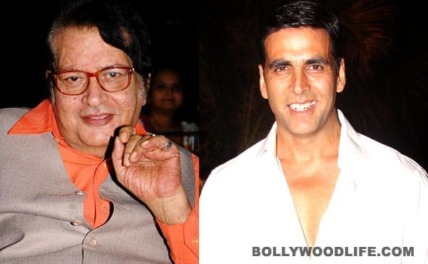 Will Akshay Kumar work in Manoj Kumar's film?