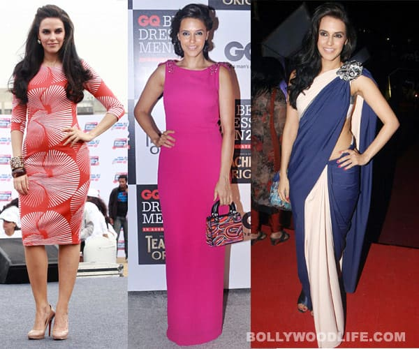 Neha Dhupia: What I wear depends on how I feel