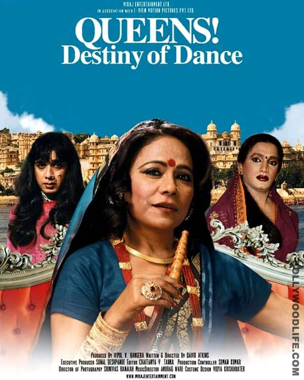 'Queens! Destiny of Dance' shines at LA Movie Awards 2012
