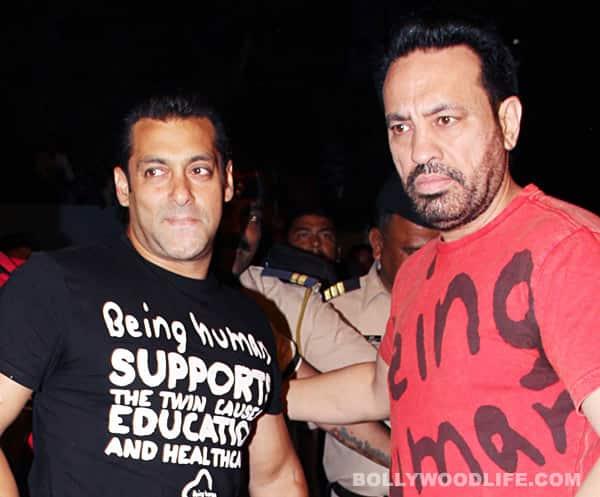 Salman Khan's bodyguard at bride Esha Deol'sservice!
