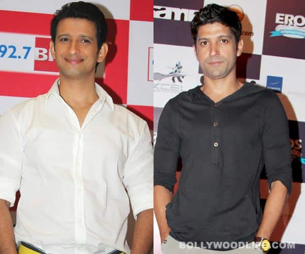 Will Sharman Joshi and Farhan Akhtar work together?
