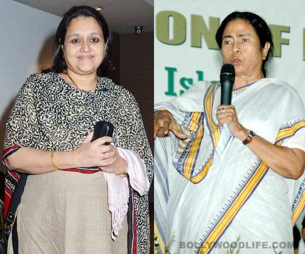 Is Supriya Pathak's character in 'Shanghai' based on West Bengal CM Mamata Bannerjee?