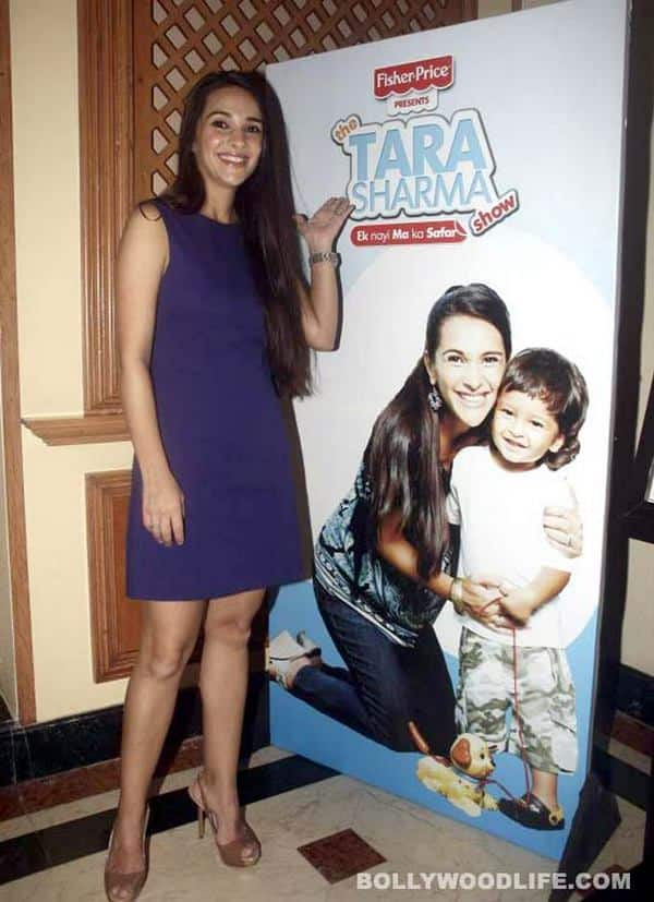 Tara Sharma back on TV, hints at Bollywood comeback