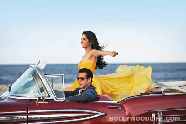 EK THA TIGER music review: World music with a Bollywood 'tadka'!