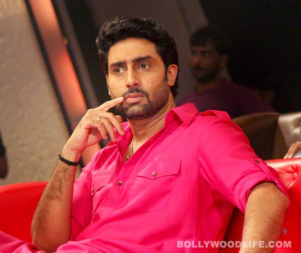 Why does Abhishek Bachchan protect Beti B Aaradhya from the world?