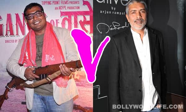How did Anurag Kashyap annoy Prakash Jha?