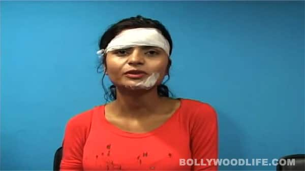 Aspiring Bollywood actor Gehna Vashisht assaulted