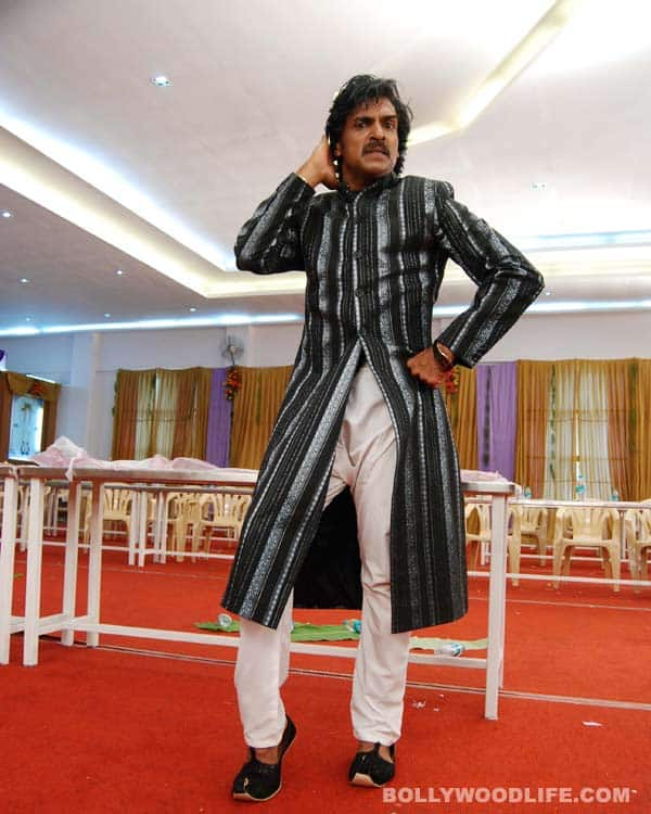 GODFATHER stills: Upendra to play triple role