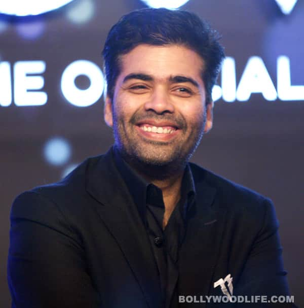 What will Karan Johar do at the 2012 Olympics?