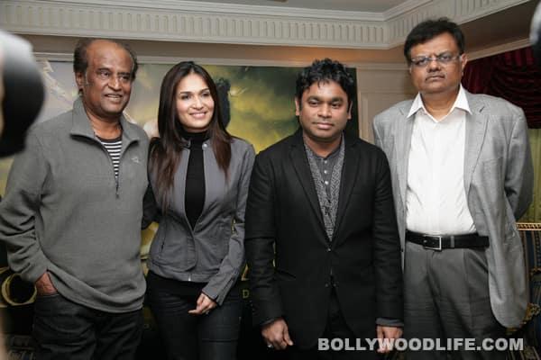 Rajinikanth to launch 'Kochadaiyaan' music in Tokyo