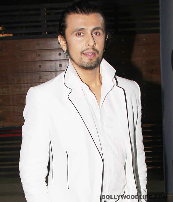 Sonu Nigam, happy birthday!