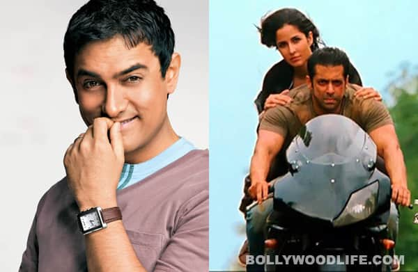 Salman Khan's 'Ek Tha Tiger' will be a superhit: Aamir Khan