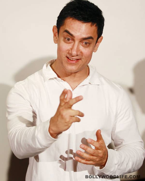 Aamir Khan: When Salman Khan walks into a party, I go 'wow'!