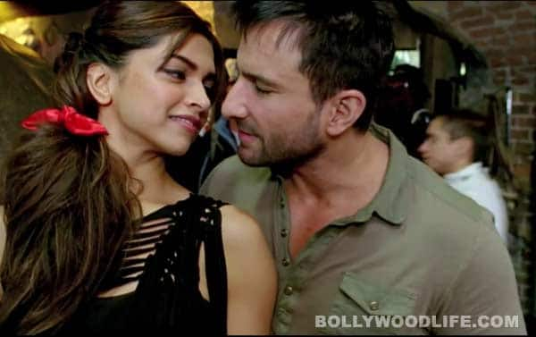 Saif Ali Khan & Deepika Padukone don't like Cocktail's 'Daaru desi' song!