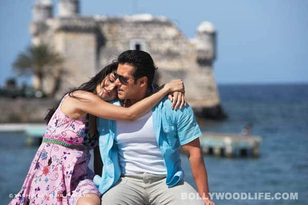 'Ek Tha Tiger' song Laapata: Salman Khan and Katrina Kaif whoop it up!