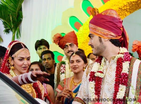 Sonia Gandhi invites Esha Deol and Bharat Takhtani home
