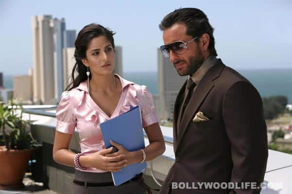 Will Saif Ali Khan's wish to romance Katrina Kaif come true?