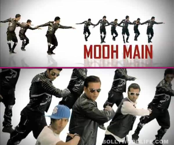 Ravi Kishen's 'Mooh main le' has Shiv Senaangry