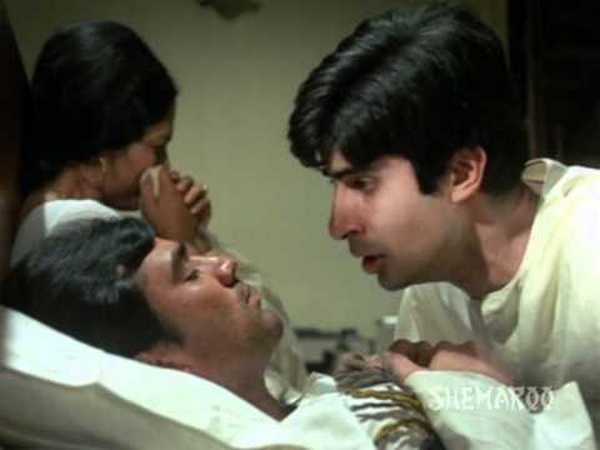 What were Rajesh Khanna's last words?