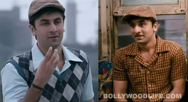 Ranbir Kapoor's scally cap style in Barfi: uber cute