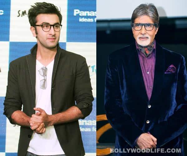 Will Ranbir Kapoor beat Amitabh Bachchan at 'Jumma chumma'?