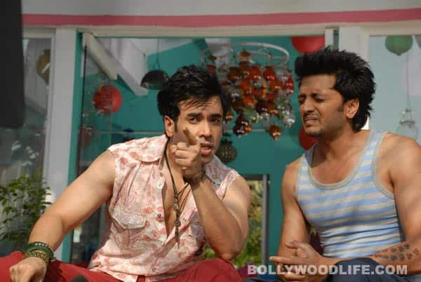 Riteish Deshmukh and Tusshar Kapoor: Heart garden garden became