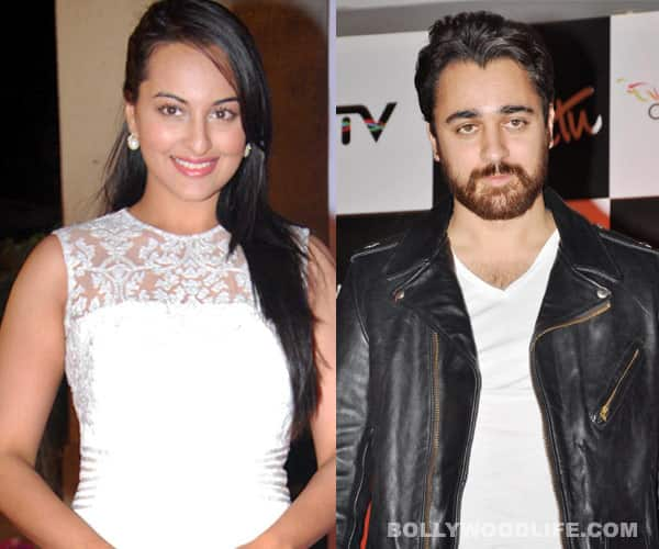 Sonakshi Sinha to fall in love with Imran Khan?