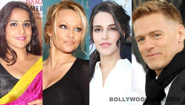 Vidya Balan, Pamela Anderson, Neha Dhupia and Bryan Adams come together to reveal secrets