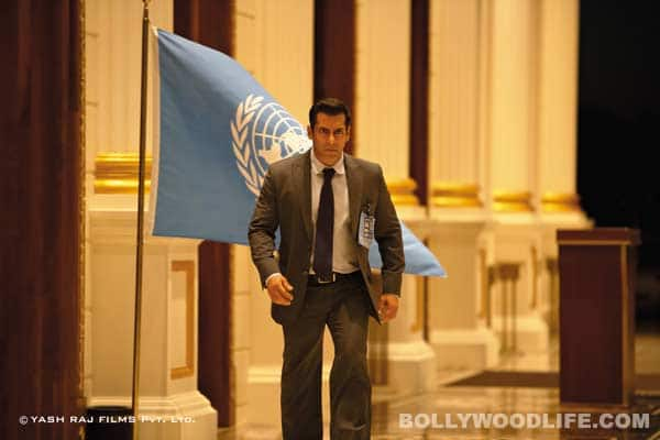 How did Salman Khan surprise Kabir Khan?