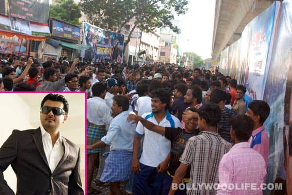 Why is Ajith not bothered about negative reviews for 'Billa 2'?