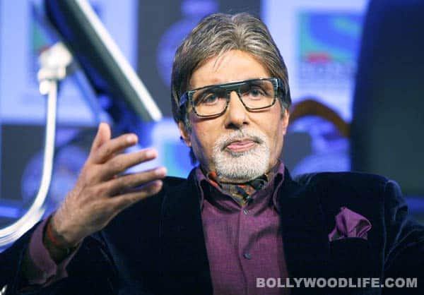 Amitabh Bachchan makes his Facebook debut!