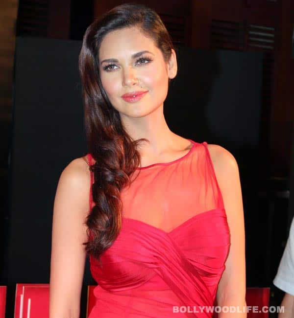 Why has Esha Gupta lost weight?