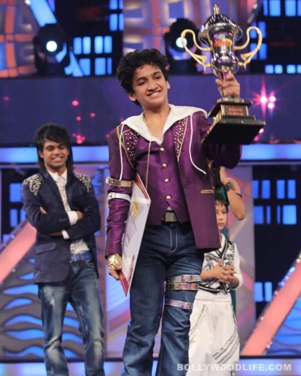 'DID Li'l Masters 2' winner Faisal Khan idolises Hrithik Roshan