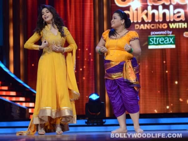 JHALAK DIKHHLA JAA 5: Madhuri Dixit teaches Bharti, Isha-Salman get a perfect score!